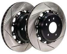 V6 Rear 330mm Fixed Brake Discs & Bells