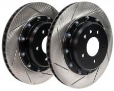 330mm V6 Exige Rear Floating Brake Discs
