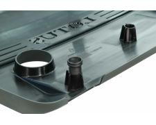 4x Rubber Panel Isolators B120B0291F