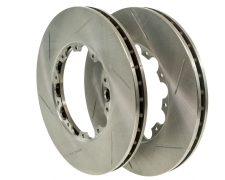 Aluminium Bell Grooved Only Rotors S1