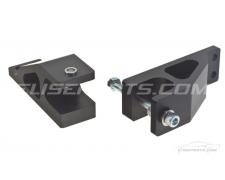 Aluminium Brackets and Slider Kit