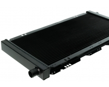 Black Aluminium High Pressure Radiator