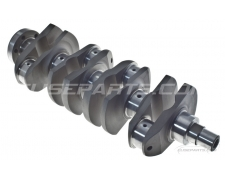 Billet Steel EN40B Nitrided Crankshaft