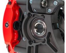 V6 Exige & Evora Rear Brake Ducts GT Upright