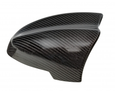 Carbon Fibre S2 Speedo Binnacle Cover