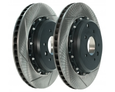 V6 Exige 343mm Brake Discs with Handbrake