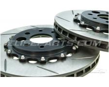 2 x EP Racing 295mm Discs & Bells