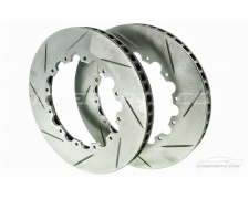 2 x EP Racing 308mm Grooved Brake Discs