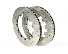 2 x EP Racing 308mm Drilled Brake Disc Rotors