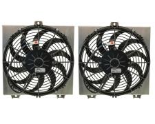 Lotus ExigeV6 Twin Alloy Fan Kit