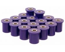 Polyurethane Wishbone Bushes Purple