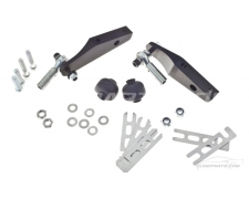 Reduced Bump Steering Arm kit
