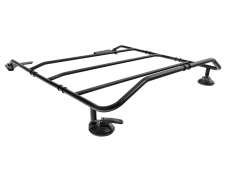 S1 Elise Stainless Steel Black Coated Boot Rack