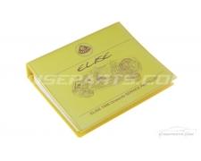 S1 Lotus Elise Parts Manual
