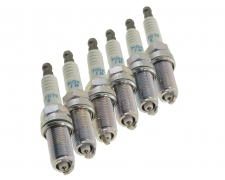 Set of 6 Supercharged V6 Spark Plugs ILFR7B