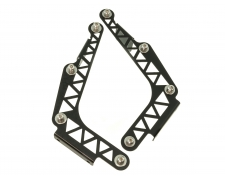 Stainless Steel Mudflap Brackets A132B4100F