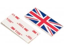 Union Jack Badge B132U0995S