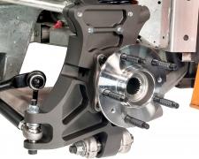 V6 Exige Rear GT Uprights (40mm Drop)