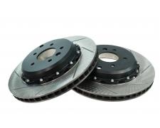 V6 Exige 330mm Brake Discs with Handbrake