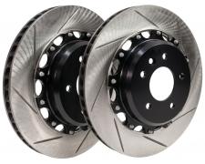 V6 Exige 343mm Rear Big Brake Discs & Bells