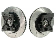 V6 Exige GT Front Uprights (20mm Drop)