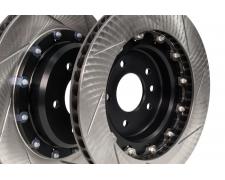 V6 Exige Rear 343mm Floating Brake Discs