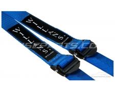 Willans Club A4 Non-FIA Blue Harness