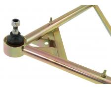 Zinc Coated Rear Lower Wishbone L/H S1