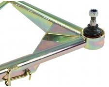 Zinc Coated Rear Lower Wishbone L/H