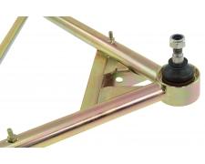 Zinc Coated Rear Lower Wishbone R/H S1