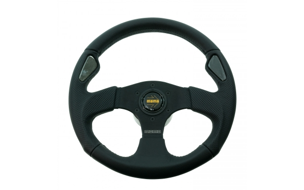 320mm Momo Jet Steering Wheel Image