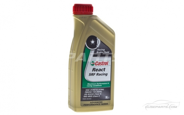 Castrol SRF Brake Fluid Image