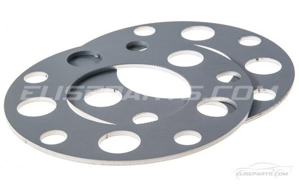 V6 Exige 3mm Front Wheel Spacers Image