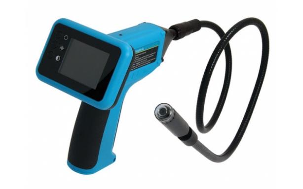 Digital Inspection Camera & Bore Scope Image