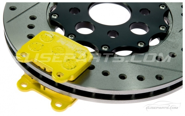 EBC Yellowstuff Brake Pads Image