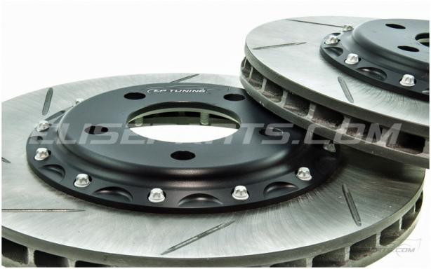 2 x EP Racing VX220 295mm Discs & Bells Image