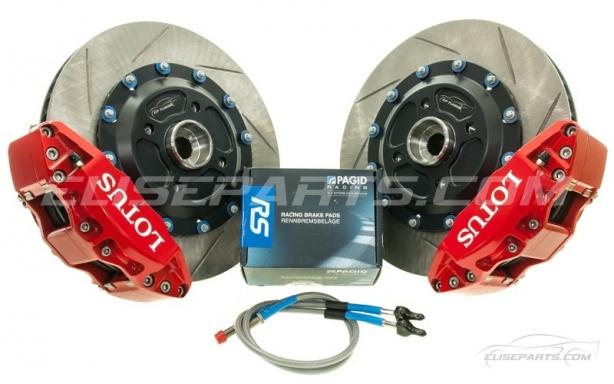 EP Tuning Track / Racing Big Brake Kit Image