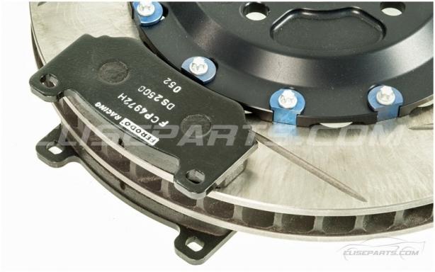 Ferodo DS2500 BBK Brake Pads Image