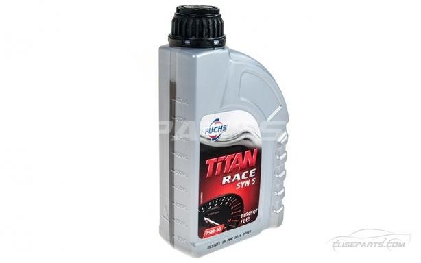 Fuchs Race Syn 5 Gearbox Oil 1L Image