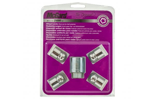 McGard Locking Wheel Nuts S1 Image