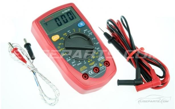 Multimeter / Temperature Probe Image