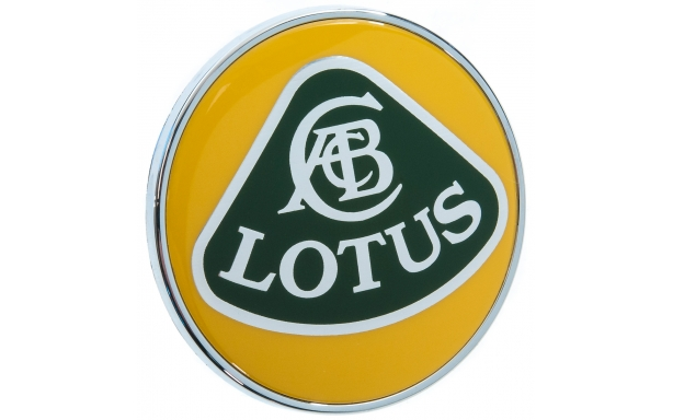 Original Lotus Badge part # A117U0170F Image