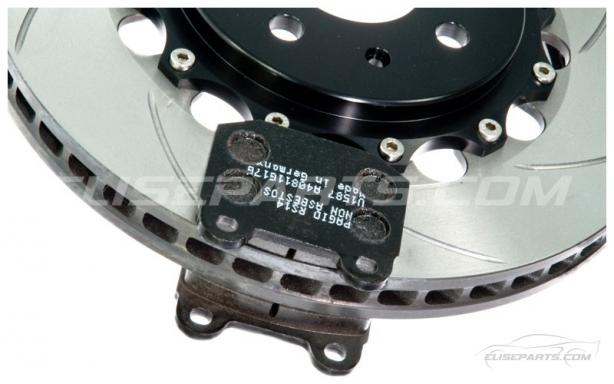 Pagid RS14 Brake Pads Image