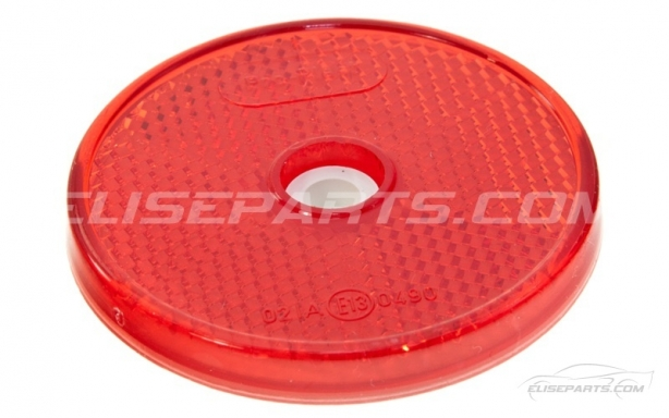 S2 / S3 Rear Safety Reflector Image