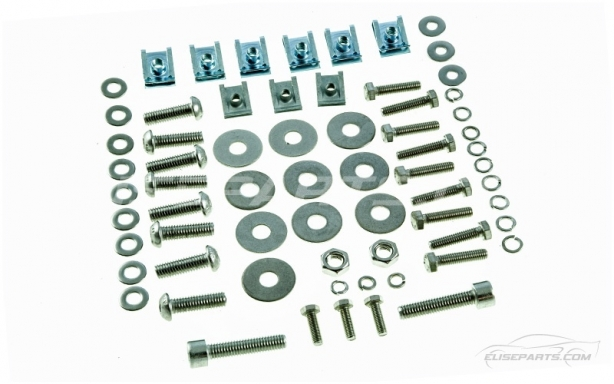 S1 Elise Front Clamshell Fitting Kit Image