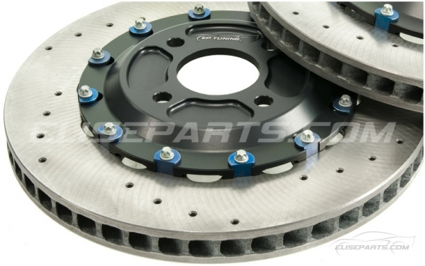 S2 / S3 EP 308mm Floating Drilled Discs Image