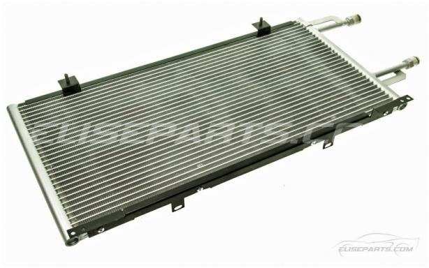 S2 / S3 Silver Air Con Condenser Image