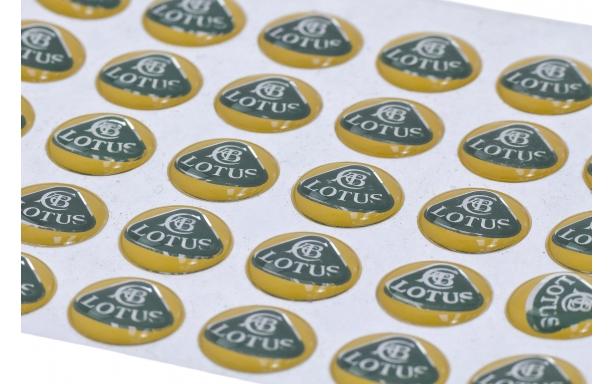 Small Lotus Sticker Image