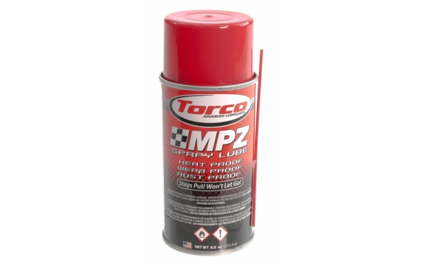 Torco MPZ Anti Friction Spray Lubricant Image