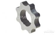 K Series 11.5mm EN24 Steel Oil Pump Gear Image